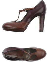 Progetto Brown Pump - Lyst
