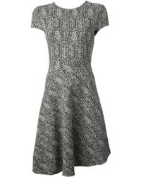 Stella McCartney Wool-Blend Dress - Lyst
