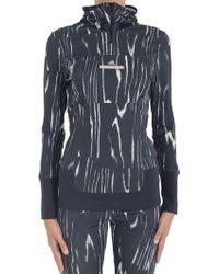 Adidas By Stella McCartney Running-Hooded - Lyst