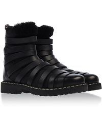Gareth Pugh Ankle Boots - Lyst
