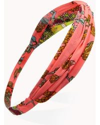 Forever 21 - Tropical Floral Knotted Headwrap - Lyst