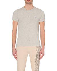 Dries Van Noten Printed Cotton Trousers - For Men - Lyst