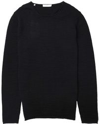 Selected Gary Crew Neck Id - Lyst