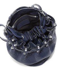 Alexander Wang Diego Bucket Bag/Silvertone - Lyst
