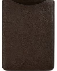 Mulberry Leather Ipad Mini Sleeve 342f130 - Lyst