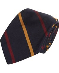 Black Fleece By Brooks Brothers - Bar Striped Tie - Lyst