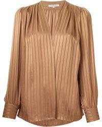 Yves Saint Laurent Vintage Striped Shirt - Lyst