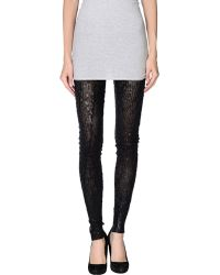 Alessandra Marchi - Casual Trouser - Lyst