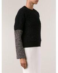 Yigal Azrouel Knit Sweater - Lyst
