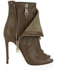 Casadei Alifriston Leather Shoe Boot - Lyst