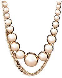 Max Mara - Florida Necklace - Lyst