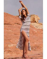 Bikini.com | Maxi Hooded Kaftan | Lyst