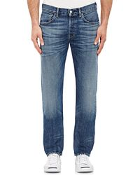 Alex Mill - a Type Selvedge Jeans - Lyst