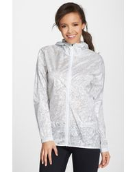 Helly Hansen Aspire Lace-Print Training Jacket - Lyst