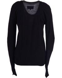 Maison Margiela Sweater - Lyst