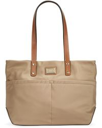 Calvin Klein Nylon Tote Bag - Lyst