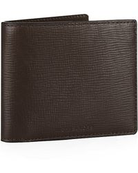 Michael Kors - Leather Billfold Wallet - Lyst