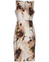 Max Mara Studio | Knee-length Dress | Lyst