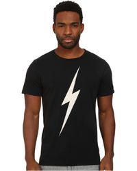 Lightning Bolt Forever Tee - Lyst