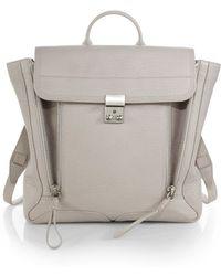 3.1 Phillip Lim Beige Pashli Backpack - Lyst