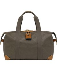 Mulberry Clipper Holdall Mole Cognac - Lyst