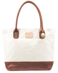 Will Leather Goods | 'everyday - Small' Leather Tote | Lyst