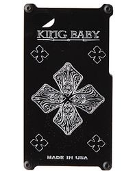 King Baby Studio Mb Cross Engraved Phone Case For Iphone 4 and 4s - Lyst