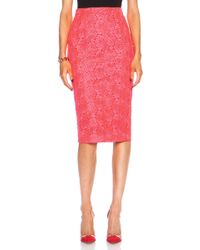 A.L.C. Towner Poly Skirt - Lyst