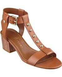 Ivanka Trump Sassoni High-Heel Sandals - Lyst