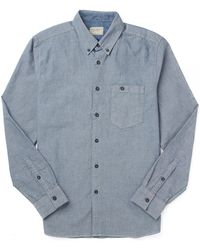 Nudie Jeans Jeans Stanley Oxford Shirt - Lyst