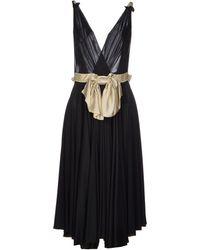 D&G 34 Length Dress - Lyst
