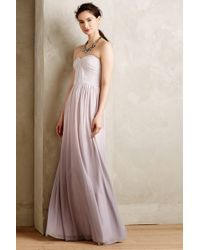 Erin Fetherston Syringa Ombre Gown - Lyst
