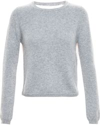 Chinti & Parker Two Tone Cashmere Jumper - Lyst