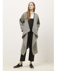 Shaina Mote   Heather Grey Lou Coat   Lyst