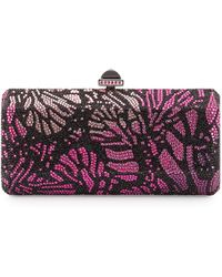 Judith Leiber Couture Ombre Evening Clutch Bag - Lyst