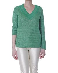 Ermanno Scervino Knitwear Woman - Lyst