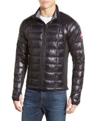 Canada Goose' men's hybridge lite jacket