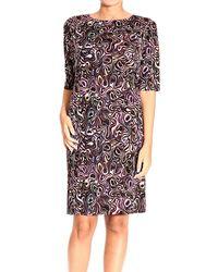 Balenciaga Dress Woman - Lyst