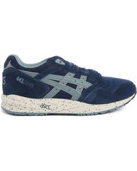 Asics | Gel Lyte V Suede Blue Two Tone | Lyst