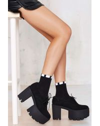 Nasty Gal Hansel From Basel Norm Ankle Sock Pack - Lyst