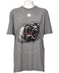 Givenchy | T-shirt Oversize Stampa Monkey | Lyst