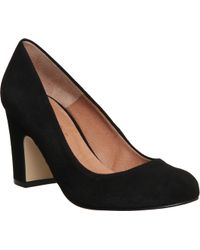 Office Willow Round Toe Court - Lyst