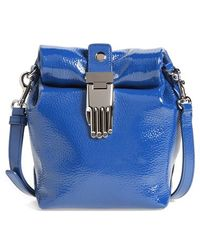 Opening Ceremony - 'athena' Patent Leather Crossbody Bag - Lyst