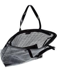 Gianfranco Ferré - Woven-Center Shopper Tote Bag - Lyst