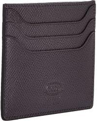 Tod's - Bridge Dauphine Flat Card Case - Lyst