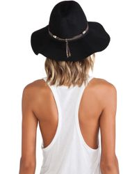 Lovely Bird - Buenos Aires Los Muertos Wrap Hat - Lyst