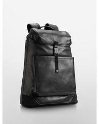 Calvin Klein Vaughn Convertible Backpack - Lyst