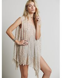 Free People Sequin Tunic - Lyst