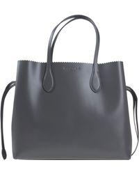 Jean Paul Gaultier Handbag gray - Lyst