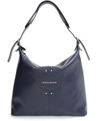 Longchamp 'Quadri' Hobo - Lyst